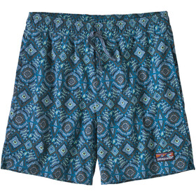 "Patagonia Stretch Wavefarer Volley Shorts 16"" Men, honeycomb small/seaport"
